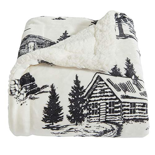 Home Fashion Designs Premium Reversible Sherpa and