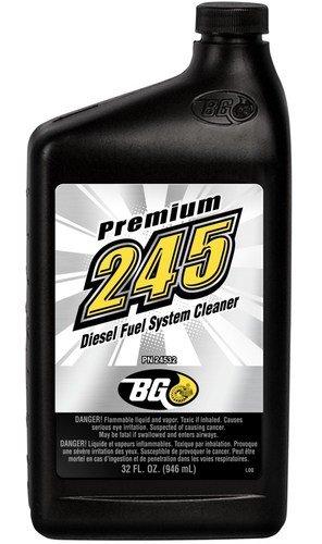 (BG 245 Premium Diesel Fuel System Cleaner)