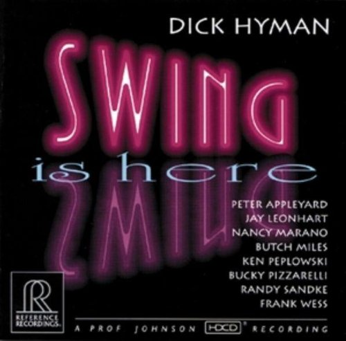 Swing Is Here by Reference Recordings