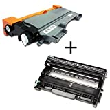 Speedy Inks – Compatible Brother TN450 TN-450 + DR420 DR-420 Compatible Toner & Drum Set for use in DCP-7060D, DCP-7065DN, HL-2130, HL-2132, HL-2220, HL-2230, HL-2240, HL-2240D, HL-2242D