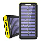 Best Solar Chargers - Solar Charger 24000mAh Portable Power Bank, ALLSOLAR External Review