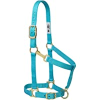 Weaver Leather Basic Adjustable Chin and Throat Snap Halter