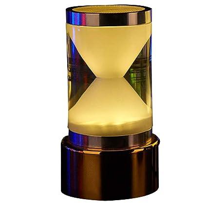 Reloj de arena Bar Lámparas de mesa Luz de noche moderna y ...