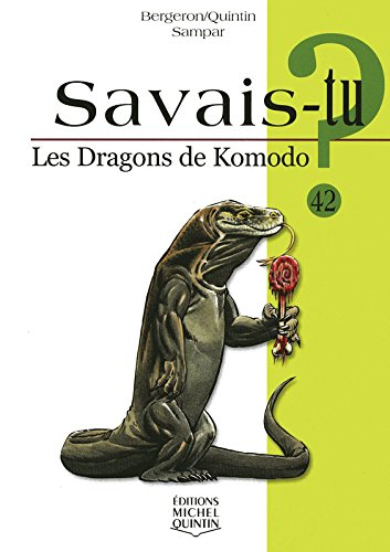 Les dragons de Komodo (French Edition)