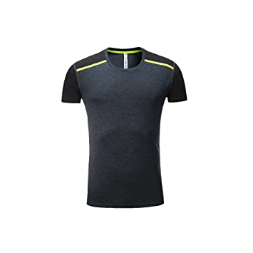 Akilex Camiseta Running para Hombre Transpirable: Amazon.es: Deportes y aire libre