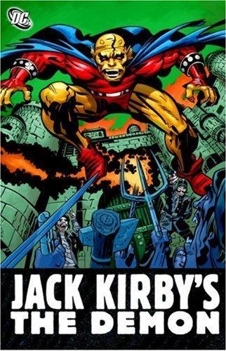 Jack Kirbys The Demon Omnibus HC