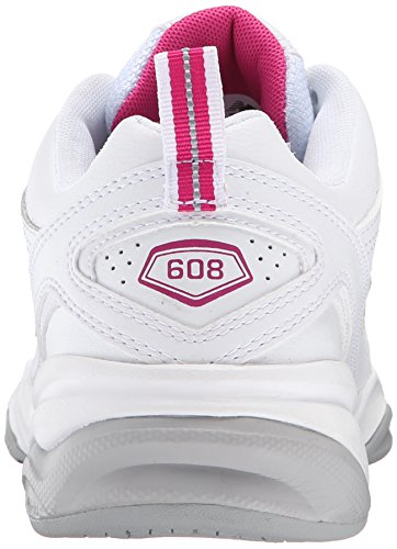 New Women's Pink White Balance Women's New Balance q855S