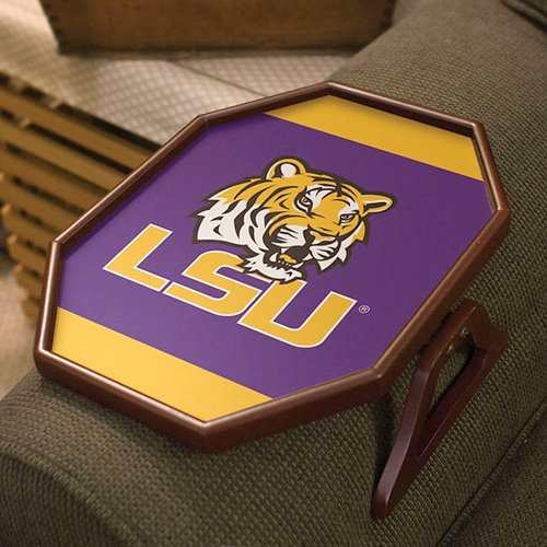Lsu Rocking Chair Cushions: LSU Tigers Recliner, LSU Leather Recliner, LSU Easy Chair