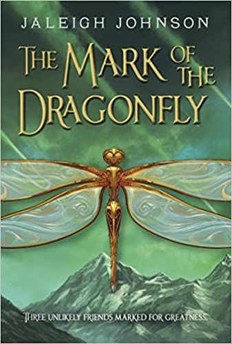 The Mark of the Dragonfly (World of Solace Series): Johnson ...