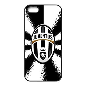 iPhone 5 5s Cell Phone Case Black Juventus JSK660244