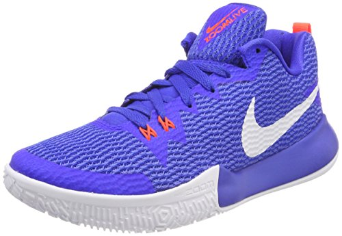 de Blue Bleu Chaussures Zoom Basketball Blue Live Homme II 400 Racer White NIKE light Racer ng1qHO