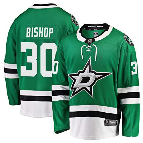 Ben Bishop Dallas Stars NHL Fanatics Breakaway Home Jersey