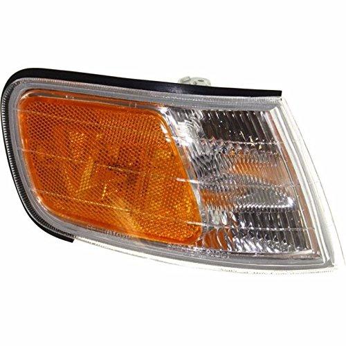 (For 1994-1997 HONDA ACCORD Passenger Side OEM Replacement Corner Light FRONT PARK SIGNAL SIDE MARKER LAMP HO2551109)