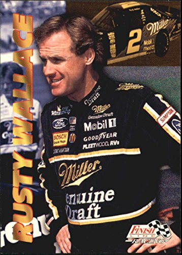 (1996 Finish Line #3 Rusty Wallace)