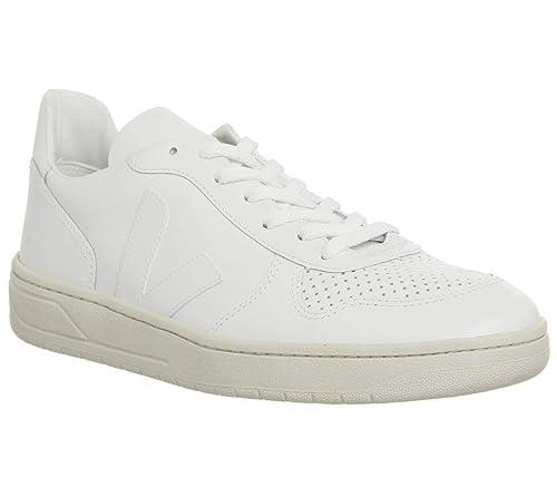 9a7c07faf96fd Veja Men's V-10 Sneakers