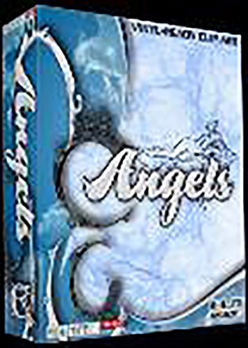 Angels Vector Art - Perfect for decals and shirts by Cut Ready Clipart