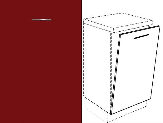 Cocina Armario Armario frontal para lavavajillas Fe (69 frontal ...
