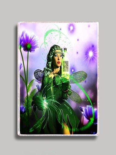 The Absinthe Fairy Refrigerator Magnet