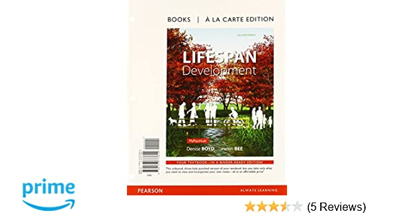Amazon lifespan development books a la carte plus new mylab amazon lifespan development books a la carte plus new mylab psychology with etext access card package 7th edition 9780133810042 denise boyd fandeluxe Image collections