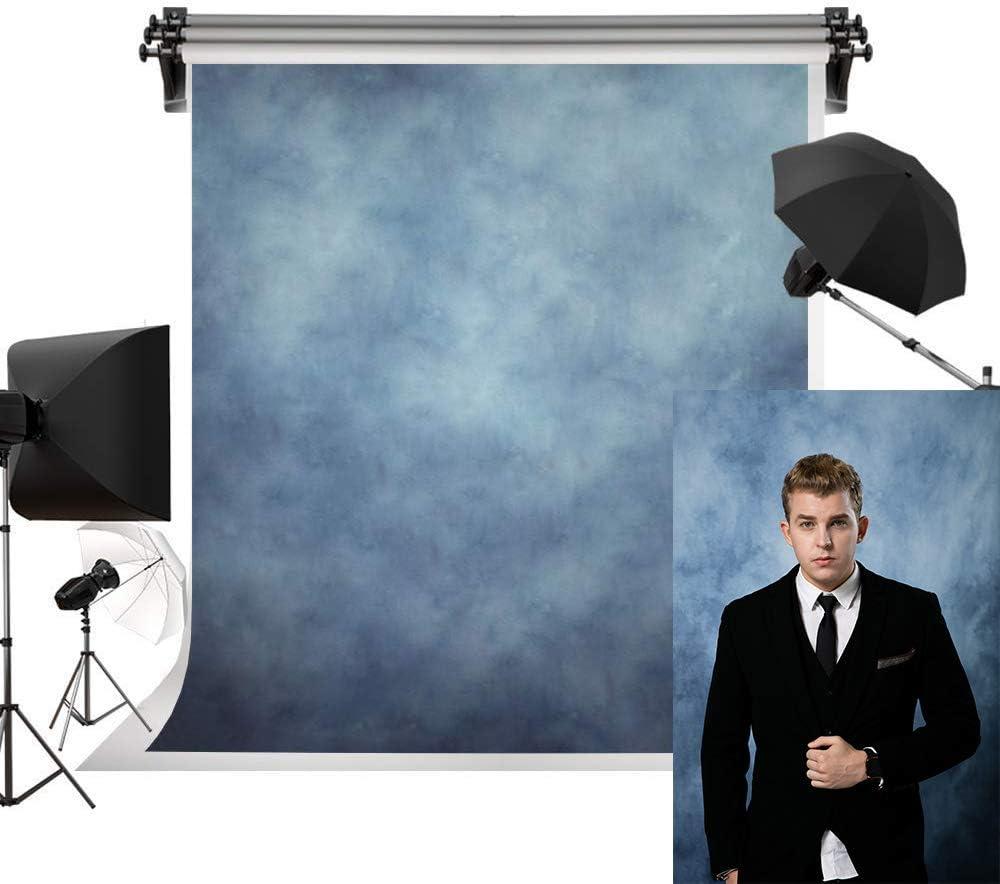 Kate 2x3m Textur Fotografie Hintergrund Hellblaue Kamera