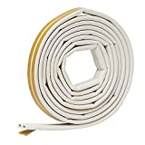 Frost King V25WA Extreme Rubber Weather-Strip Tape, White