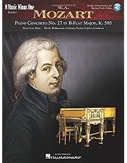 Mozart - Piano Concerto No. 27 in B-flat Major, KV595: Music Minus One Piano Deluxe 2-CD Set