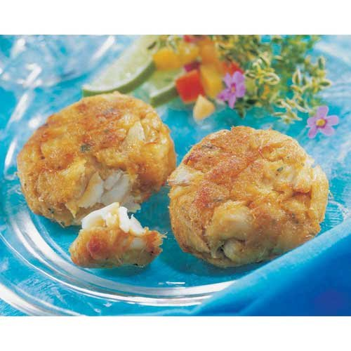 Handy Ultimate Crab Cakes, 3 Ounce -- 24 per case.