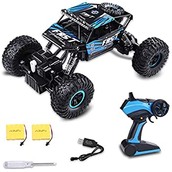 Amazon com: RC Car,ToyPark 1:14 Scale 2 4Ghz 4WD Remote Control