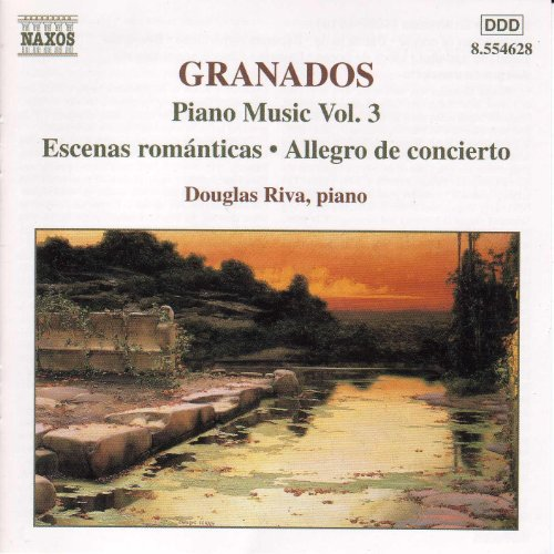 ... Granados: Piano Music, Vol. 3 .