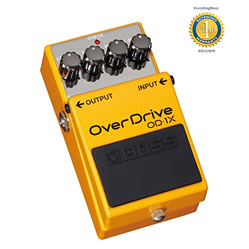 Guitar Effects Pedal with 1 Year Free Extended Warranty ()