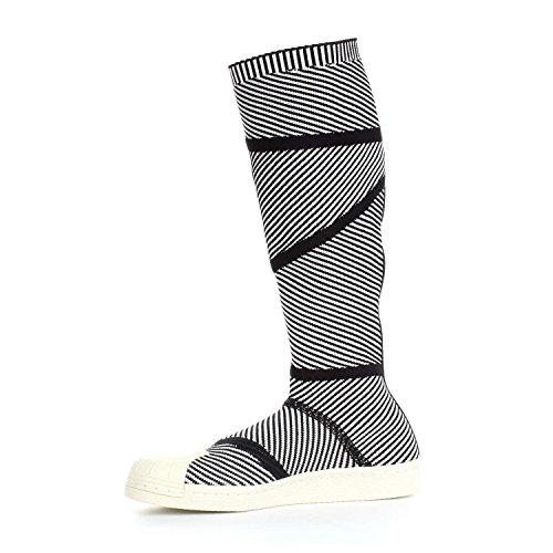 Zapatillas adidas – Superstar 80s Pk Hi W blanco/negro/blanco