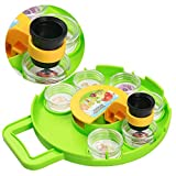 Field Microscope Bug Catcher Collection Viewer Set, Living Field Adventure Insect Magnifier Collection Case And Nature Exploration Science Toys For Children Kids