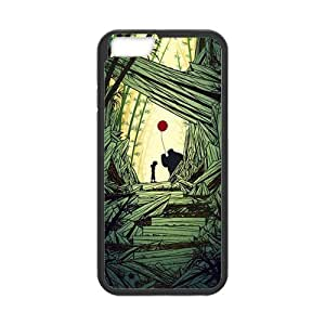 Big Hero Six Pattern Solid Rubber Customized Cover Case for iPhone 6 4.7