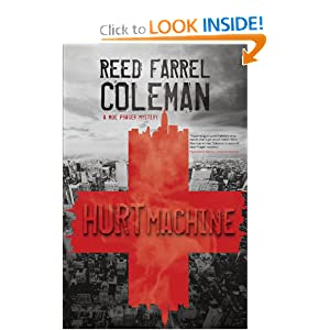 Hurt Machine Reed Farrel Coleman