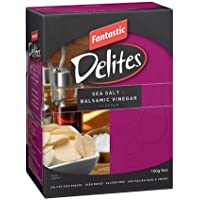 Fantastic Delites Sea Salt and Balsamic Vinegar, 100g