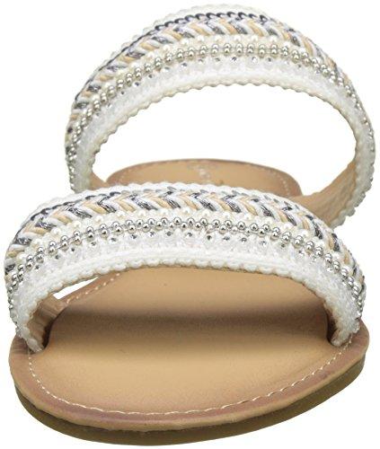 The blanc Donna Aurelia Bianco Factory Ciabatte Divine 0wx7qHRg