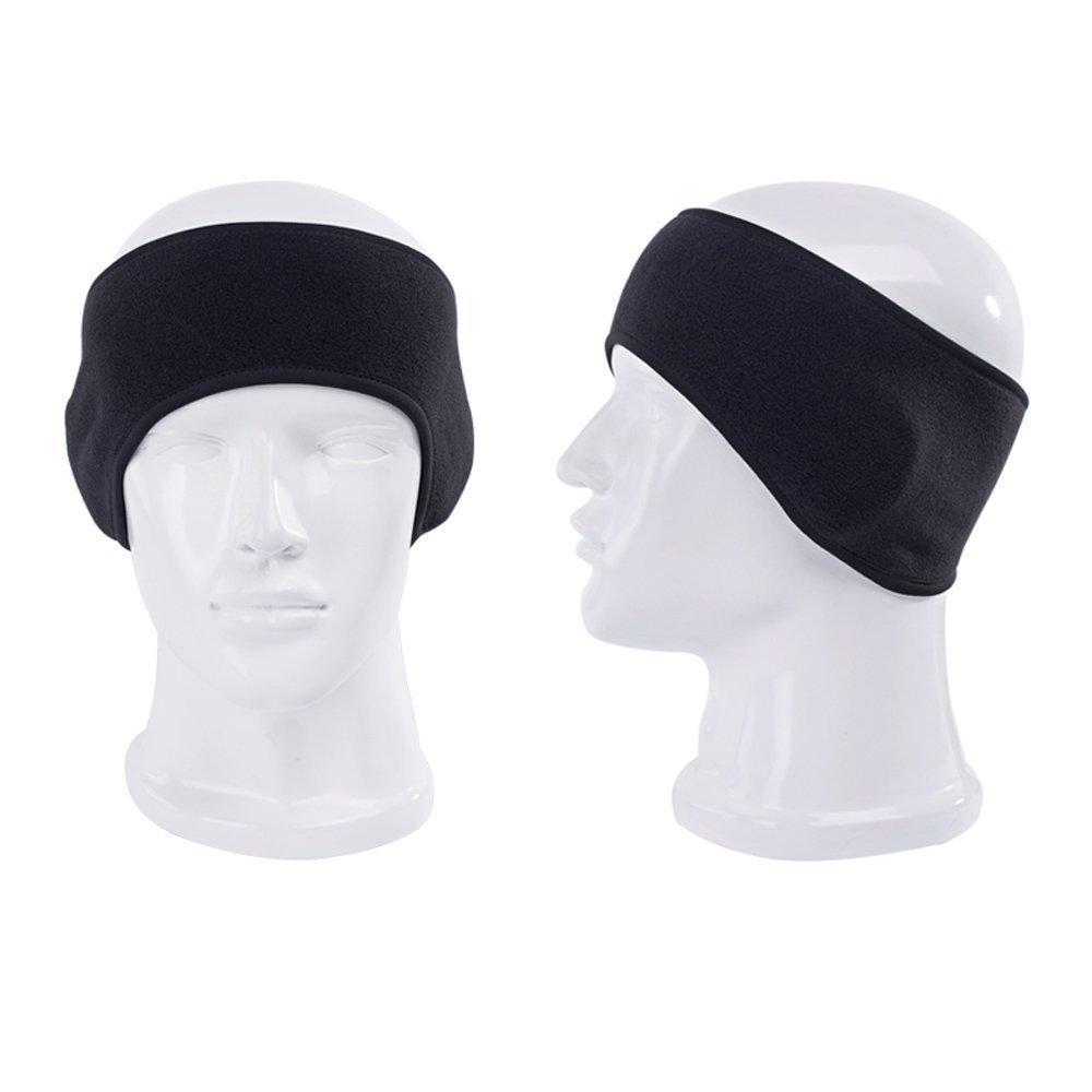 R/&R Collection Polar Fleece Headband Ear Warmers