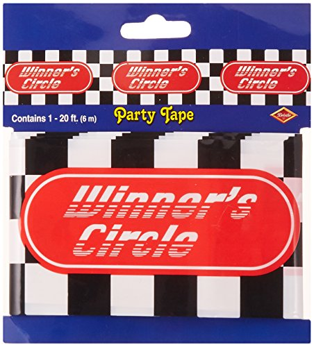 Party Costume Winner (Winners Circle Party Tape Party Accessory (1 count))