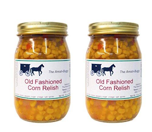 Corn Relish - Two-16 Oz Jars