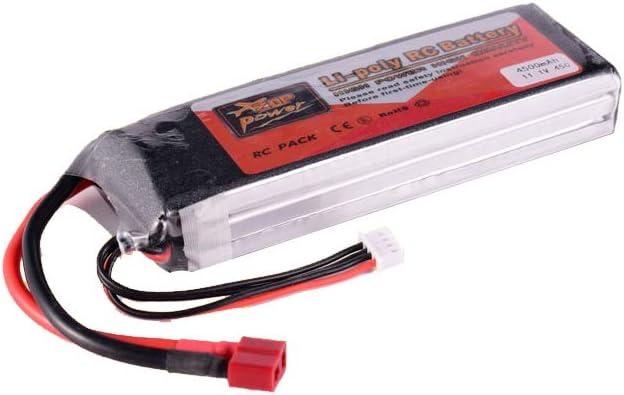 ZOP Power 11,1V 45C 4500mAh Batterie T Stecker für RC Drohne Quadcopter RC Auto