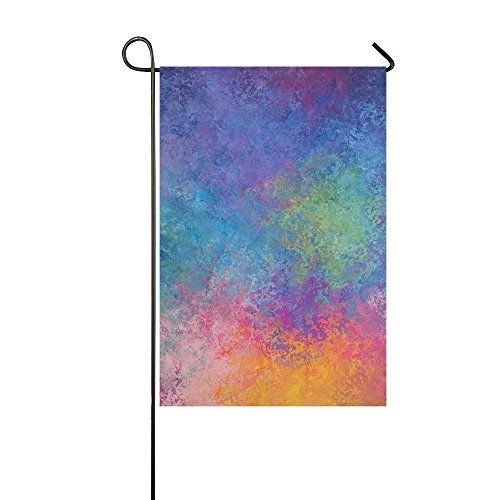 XINGCHENSS Home Decorative Outdoor Double Sided Texture Patt