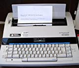 Smith Corona XD 5500 Memory Electric Typewriter Spell Right Dictionary Portable w/Manual