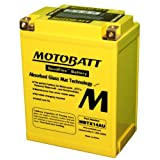 Jaguar Power Sports MotoBatt Quadflex Battery 12v 14ah