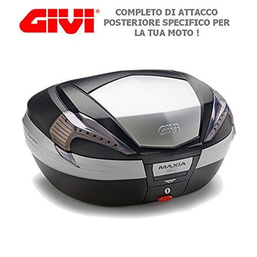 SR6401 PER TRIUMPH TIGER 800 XC 2012 BAULETTO GIVI V56NT MAXIA 4