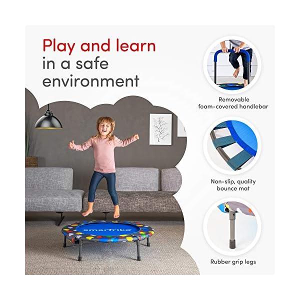 smarTrike - Trampolino Unisex per Bambini 3 spesavip