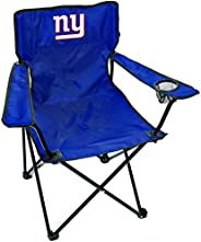 NFL New York Giants Unisex LP0055NFL Game Day Elite Chair, Blue, Adult