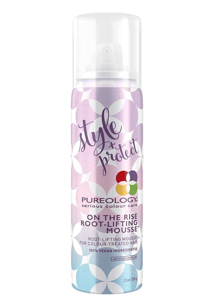 Pureology Style + Protect On The Rise Root-Lifting Mousse