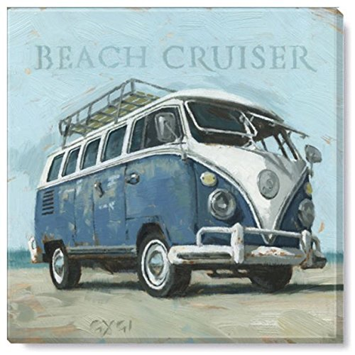 Darren Gygi Beach Cruiser Bus Painting 9