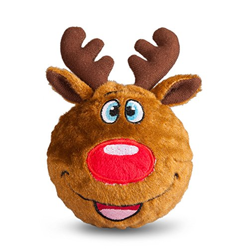 Image of Fab Dog Reindeer Toy, Medium