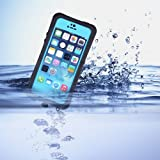 Ipega Waterproof Dirtproof Snowproof Shockproof Case Cover for iphone 5/5S/5C (Blue)